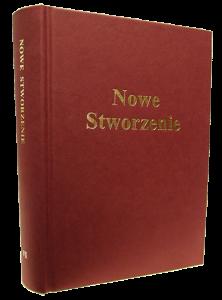 Book Cover: 6) Nowe Stworzenie