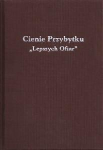 Book Cover: Cienie Przybytku