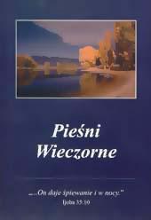 Book Cover: Pieśni wieczorne