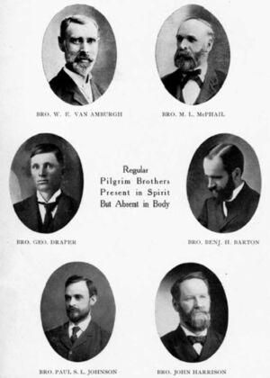 1905 Pielgrims