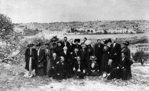 1910 Jerusalem