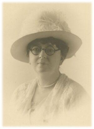Gertrude Woodcock Seibert