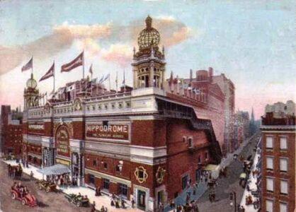 Hippodrome New York